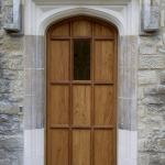 Merton College Stone Surround for Door Way